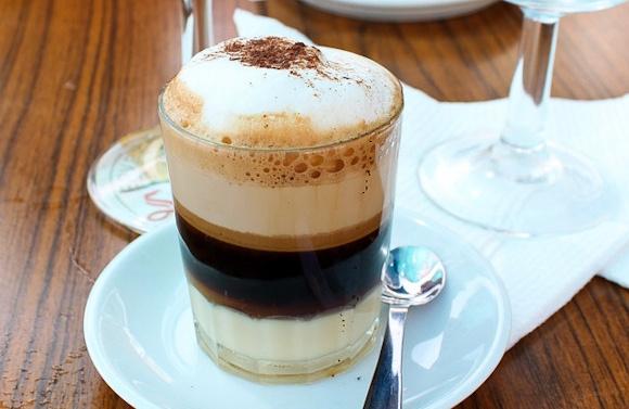 Café en Espagne